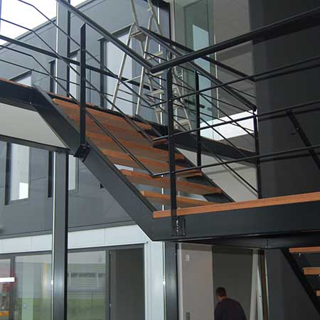 customized staircases